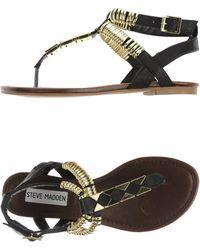 Steve Madden | Thong Sandal | Lyst