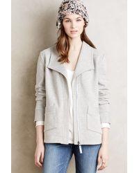 Saturday/sunday - Sightseer Knit Jacket - Lyst