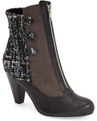 Poetic Licence - 'sands Of Time' Ankle Boot - Lyst