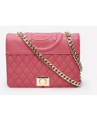Bebe - Evy Quilted Crossbody Bag - Lyst