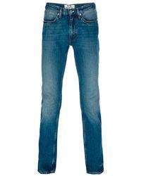 Acne Studios Max Vintage Slim Fit Jeans - Lyst