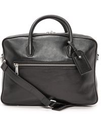 Marc By Marc Jacobs Embossy Johnny Briefcase - Lyst