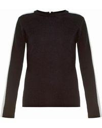 A.L.C. Jono Metstripe Wool Sweater - Lyst