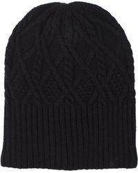 Akira Black Label - Fleece Lined Hat - Lyst