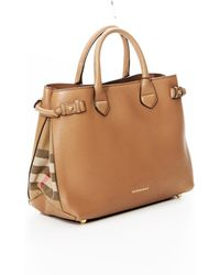 Burberry Banner-Bag brown - Lyst