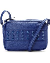 Jessica Simpson Royal Blue Alice Too Beatrice Crossbody Bag - Lyst
