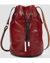 Halston Heritage Shoulder Bag Bucket - Lyst