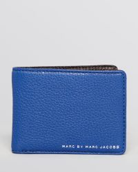 Marc By Marc Jacobs Martin Bifold Wallet - Lyst