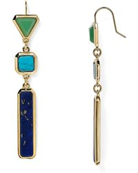 Ralph Lauren | Lauren Stone Drop Earrings | Lyst