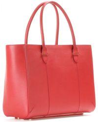 Charlotte Olympia Brando Leather Shopper - Lyst