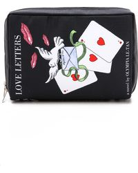 LeSportsac - Olympia Le-Tan X Printed Pouch - Love Letters - Lyst