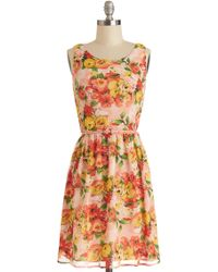 ModCloth | Pottery Painting Party Dress | Lyst