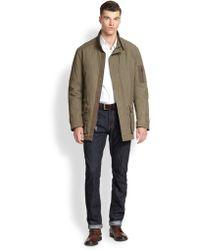 Rainforest Waxed Cotton Jacket - Lyst