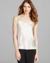 Eileen Fisher Lace Cami - Lyst