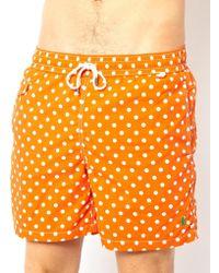 "Polo Ralph Lauren 6"" Polka-Dot Traveler Trunk - Lyst"