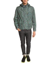 Kenzo Jungle Print Jacket - Lyst