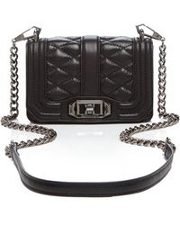 Rebecca Minkoff Crossbody - Bloomingdale'S Exclusive Mini Love - Lyst
