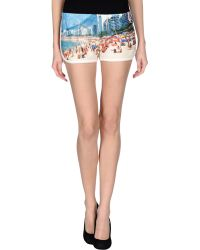 All Things Fabulous Shorts - Lyst