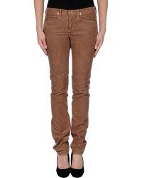 Evisu - Casual Pants - Lyst