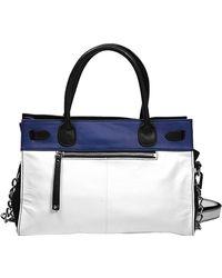 Chez by Cheryl Handbags   Alessia Leather Handbag   Lyst