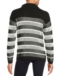 Two By Vince Camuto - Striped Pullover - Lyst