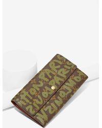 Louis Vuitton | Vintage Monogram Stephen Sprouse Wallet | Lyst