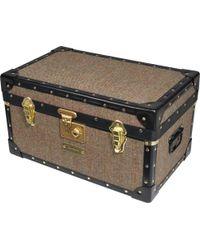 John Lewis - Harris Tweed 47L Traditional Tuck Box - Lyst