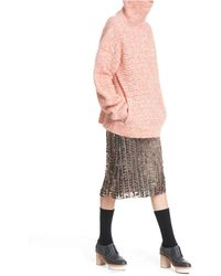 Tracy Reese - Cowl Neck Sweater - Lyst