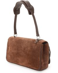 Balenciaga Brown Shoulder Bag brown - Lyst