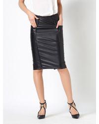Patrizia Pepe Pencil Skirt - Lyst