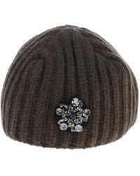 Lanvin Hat - Lyst
