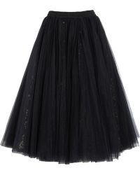 Ashish - Sequined Tulle Maxi Skirt - Lyst