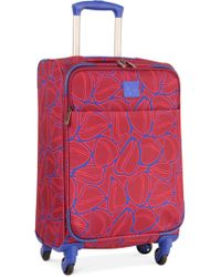 "Diane von Furstenberg - Closeout! 70% Off Amor 20"" Carry-on Spinner Suitcase, Only At Macy's - Lyst"