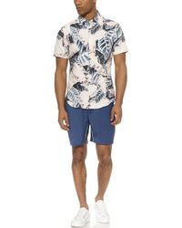 Opening Ceremony Weir Suiting Reflex Shorts