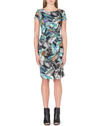French Connection Calliope Jersey Dress - Lyst