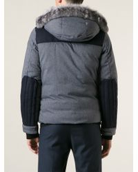 Moncler W Padded Hooded Jacket - Lyst
