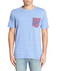 Ames Bros - . 'dork-lops' Pocket T-shirt - Lyst