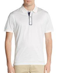 Robert Graham Classic-Fit Windtalker Polo Shirt - Lyst