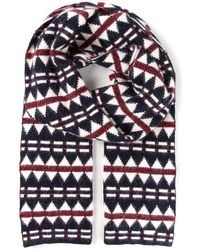 DSquared2 Winter Scarf - Lyst