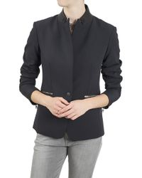Rag & Bone Black Alpine Blazer - Lyst