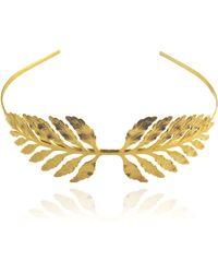 Tuleste - Fern Headband - Lyst