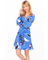 Yumi Kim Carla Wrap Dress - Lyst