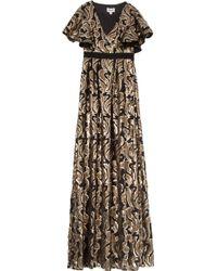 Alice By Temperley Long Phoenix Dress - Lyst