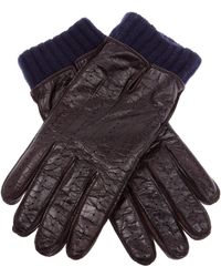 Christophe Fenwick - Perforated Gloves - Lyst