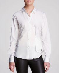 Theory Shirt Biaz Sartorial - Lyst