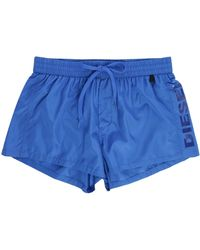 DIESEL   Blue Sandy Swim Shorts   Lyst