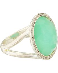 Ippolita - Silver Turquoise Rock Candy Lollipop Ring - Lyst