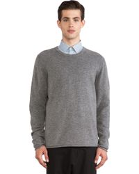 Hope Gray Con Sweater - Lyst