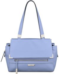 Nine West Scale Up Satchel - Lyst