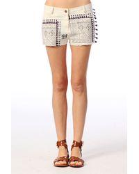 Antik Batik Short Carla1sot - Lyst